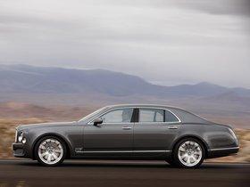 Ver foto 9 de Bentley Mulsanne Mulliner 2012