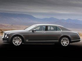 Ver foto 8 de Bentley Mulsanne Mulliner 2012