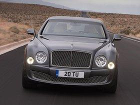 Ver foto 5 de Bentley Mulsanne Mulliner 2012