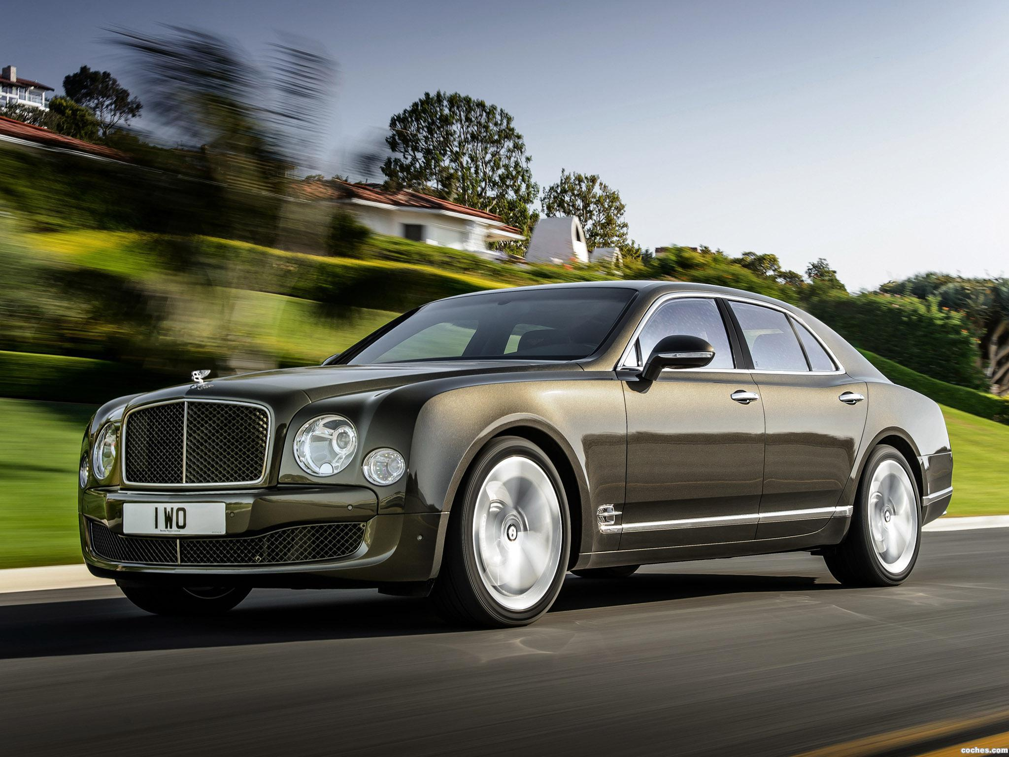 Foto 0 de Bentley Mulsanne Speed 2015
