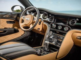 Ver foto 10 de Bentley Mulsanne Speed 2015