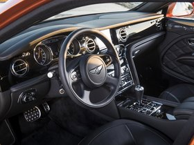 Ver foto 30 de Bentley Mulsanne Speed 2015