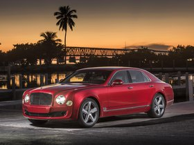 Ver foto 26 de Bentley Mulsanne Speed 2015