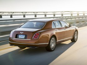 Ver foto 25 de Bentley Mulsanne Speed 2015
