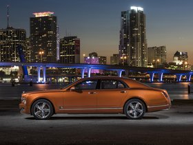 Ver foto 22 de Bentley Mulsanne Speed 2015