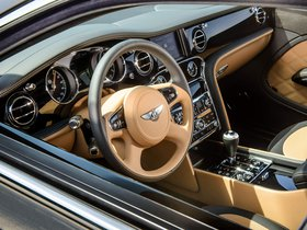 Ver foto 9 de Bentley Mulsanne Speed 2015