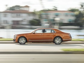 Ver foto 17 de Bentley Mulsanne Speed 2015