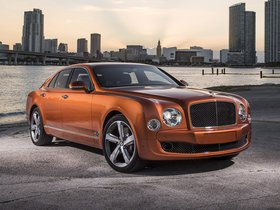 Ver foto 12 de Bentley Mulsanne Speed 2015