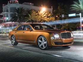Ver foto 11 de Bentley Mulsanne Speed 2015