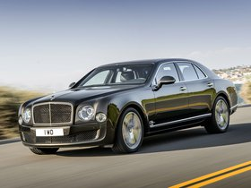 Ver foto 5 de Bentley Mulsanne Speed 2015