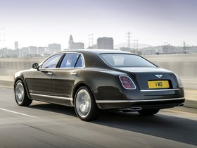 Ver foto 3 de Bentley Mulsanne Speed 2015