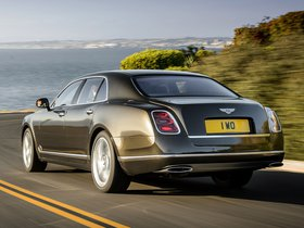 Ver foto 2 de Bentley Mulsanne Speed 2015