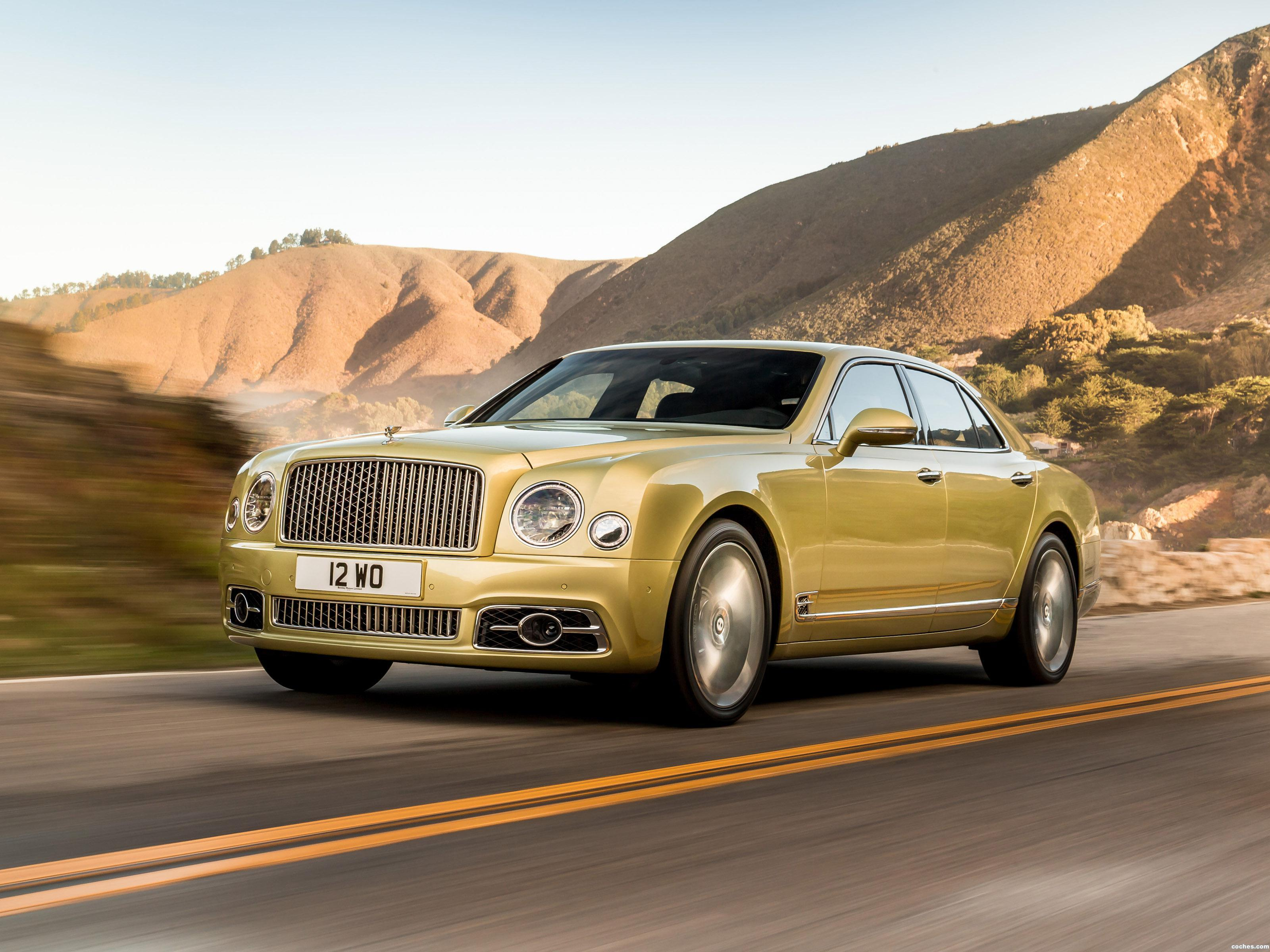 Foto 0 de Bentley Mulsanne Speed 2016