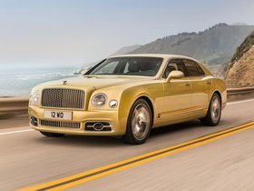 Ver foto 25 de Bentley Mulsanne Speed 2016