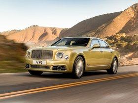 Ver foto 24 de Bentley Mulsanne Speed 2016