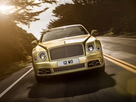 Ver foto 23 de Bentley Mulsanne Speed 2016