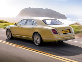 Ver foto 22 de Bentley Mulsanne Speed 2016