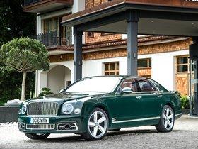 Ver foto 20 de Bentley Mulsanne Speed 2016