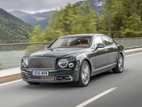 Ver foto 19 de Bentley Mulsanne Speed 2016