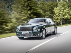 Ver foto 18 de Bentley Mulsanne Speed 2016