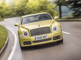Ver foto 16 de Bentley Mulsanne Speed 2016