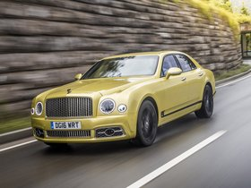 Ver foto 15 de Bentley Mulsanne Speed 2016