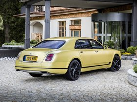 Ver foto 14 de Bentley Mulsanne Speed 2016
