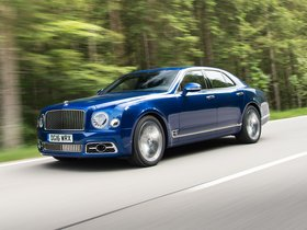 Ver foto 12 de Bentley Mulsanne Speed 2016