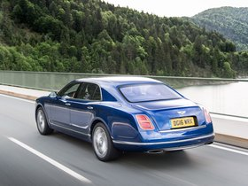 Ver foto 11 de Bentley Mulsanne Speed 2016