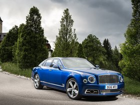 Ver foto 10 de Bentley Mulsanne Speed 2016