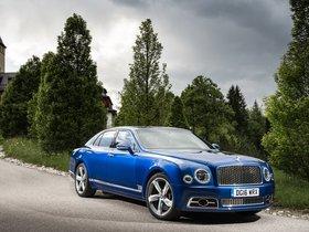 Ver foto 10 de Bentley Mulsanne Speed 2016