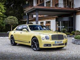 Ver foto 9 de Bentley Mulsanne Speed 2016