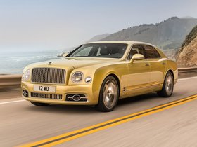 Ver foto 4 de Bentley Mulsanne Speed 2016