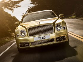 Ver foto 3 de Bentley Mulsanne Speed 2016