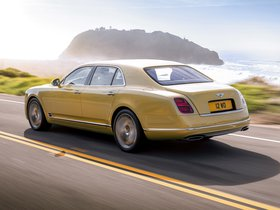 Ver foto 2 de Bentley Mulsanne Speed 2016