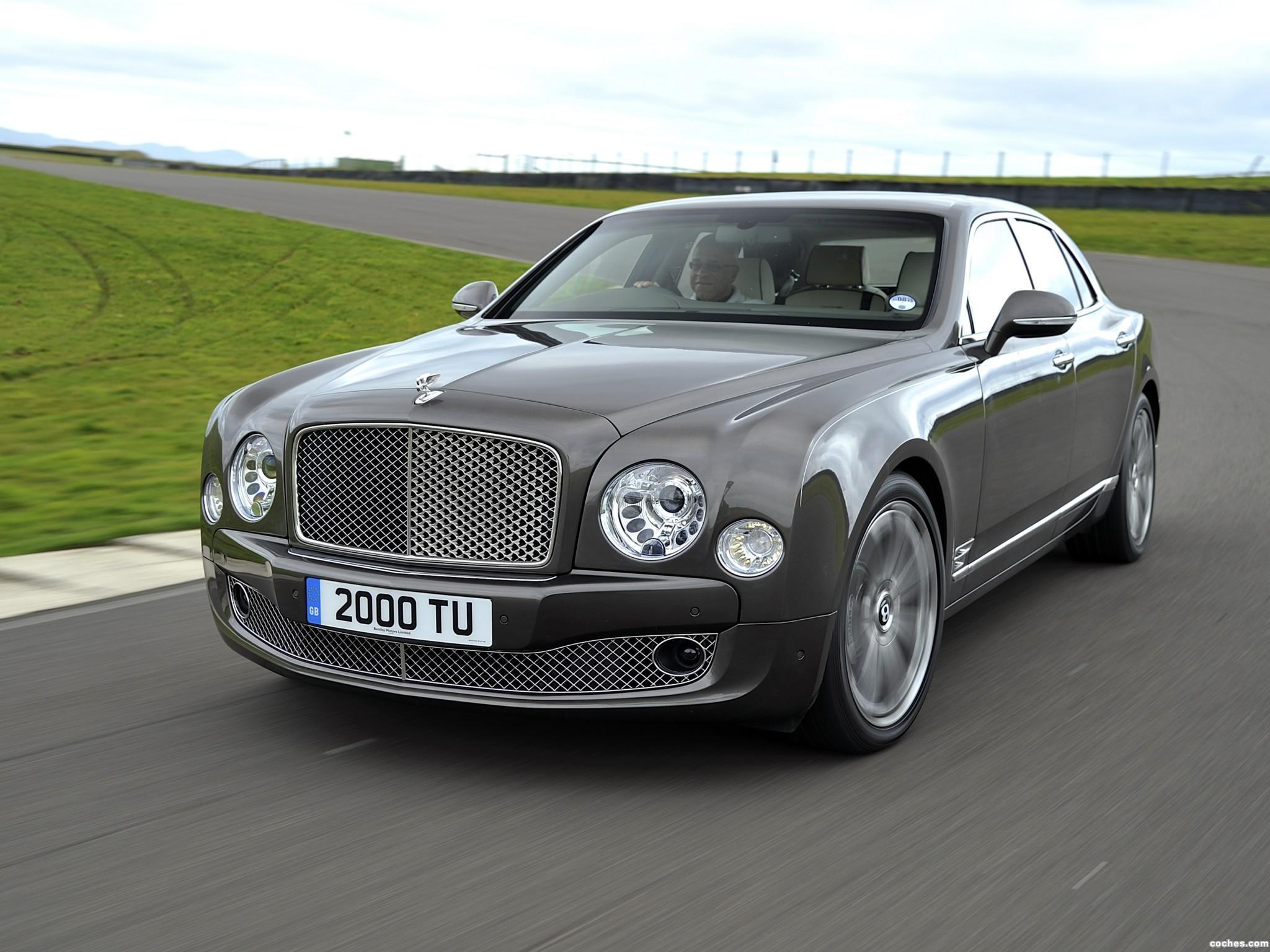Foto 0 de Bentley Mulsanne The Ultimate Grand Tourer UK 2013