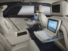 Ver foto 25 de Bentley Mulsanne The Ultimate Grand Tourer UK 2013