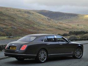 Ver foto 16 de Bentley Mulsanne The Ultimate Grand Tourer UK 2013
