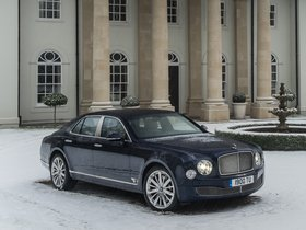 Ver foto 14 de Bentley Mulsanne The Ultimate Grand Tourer UK 2013