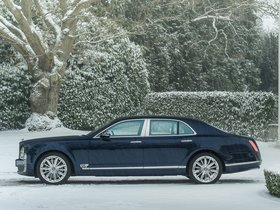 Ver foto 13 de Bentley Mulsanne The Ultimate Grand Tourer UK 2013