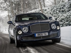 Ver foto 12 de Bentley Mulsanne The Ultimate Grand Tourer UK 2013