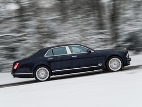 Ver foto 11 de Bentley Mulsanne The Ultimate Grand Tourer UK 2013