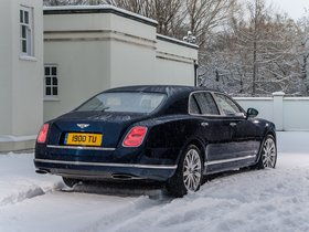 Ver foto 10 de Bentley Mulsanne The Ultimate Grand Tourer UK 2013