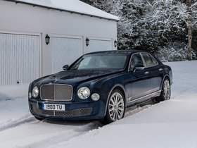 Ver foto 9 de Bentley Mulsanne The Ultimate Grand Tourer UK 2013