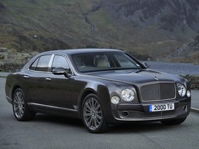 Ver foto 8 de Bentley Mulsanne The Ultimate Grand Tourer UK 2013
