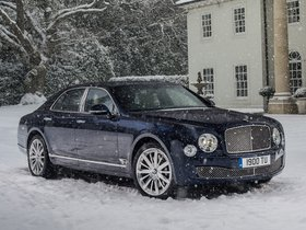 Ver foto 7 de Bentley Mulsanne The Ultimate Grand Tourer UK 2013