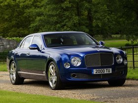 Ver foto 6 de Bentley Mulsanne The Ultimate Grand Tourer UK 2013