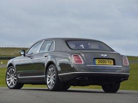 Ver foto 3 de Bentley Mulsanne The Ultimate Grand Tourer UK 2013