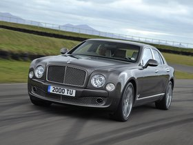 Ver foto 2 de Bentley Mulsanne The Ultimate Grand Tourer UK 2013