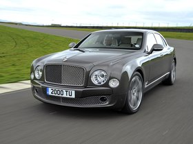 Fotos de Bentley Mulsanne The Ultimate Grand Tourer UK 2013